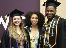 SUNY Purchase College 2019 Commencement Ceremony