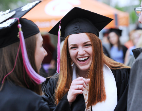 Purchase College Commencement 2018