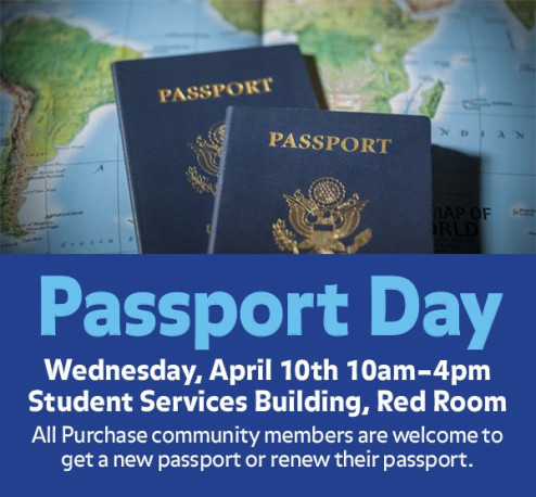 Passport Day event