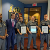 University Police Officer Recognition
