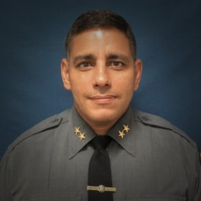 Assistant Chief Samuel Ramos