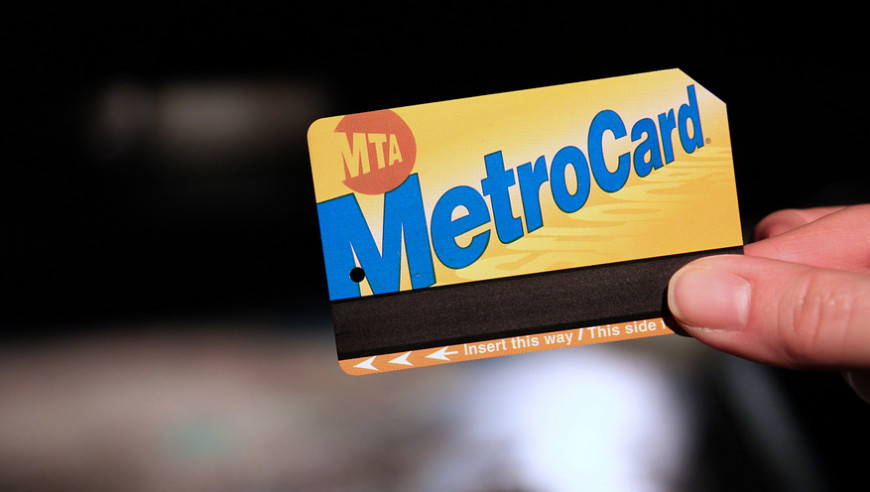 Use a MetroCard to ride NYC subways and buses, as well as Bee-Line buses