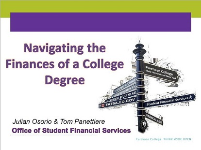 Navigating the Finances of a College Degree