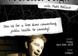 Matt Bellace Speaker, Psychologist and Comedian