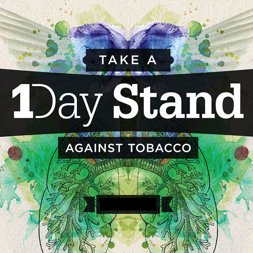 Take a 1Day Stand Against Tobacco