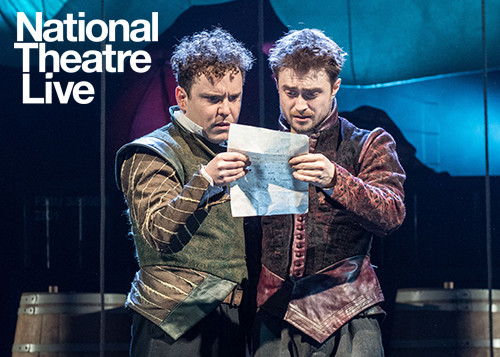 National Theatre Live Rosencrantz & Guildenstern Are Dead
