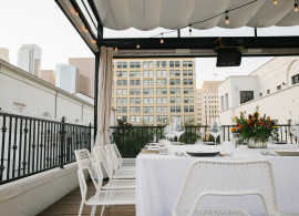 Redbird LA - The Nest Terrace