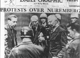 Nuremberg Trial Photo