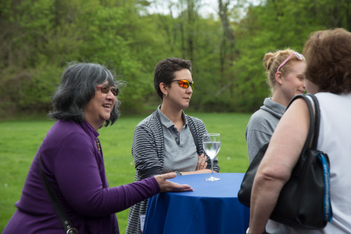 Alumni Faculty and Staff Reception - May 2, 2019 001
