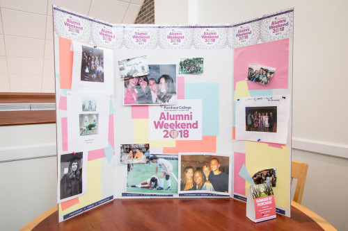 Photos from Purchase College Alumni Weekend 2018 001