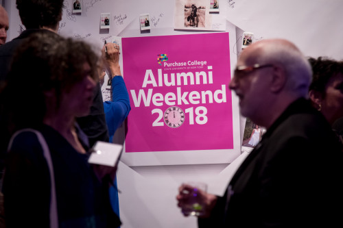 Photos from Purchase College Alumni Weekend 2018 002