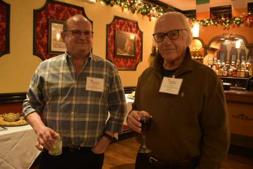 12.4.17 Conservatory of Theatre Arts Alumni Holiday Party 012
