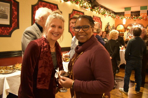 12.4.17 Conservatory of Theatre Arts Alumni Holiday Party 001