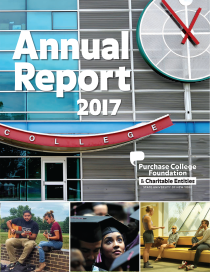 Annual Report of the Purchase College Foundation for the year ending June 30, 2017