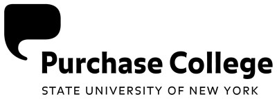Purchase College logo with text