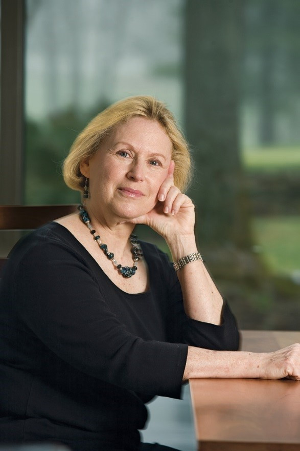 Lucille Werlinich, Chair, Purchase College Foundation Board of Directors