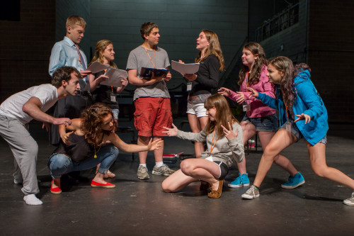 Precollege Programs: Acting Intensive