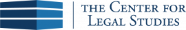 Logo for Center for Legal Studies