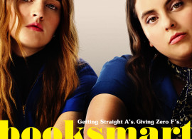 ad for the movie booksmart
