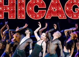 picture for the show Chicago on Broadway