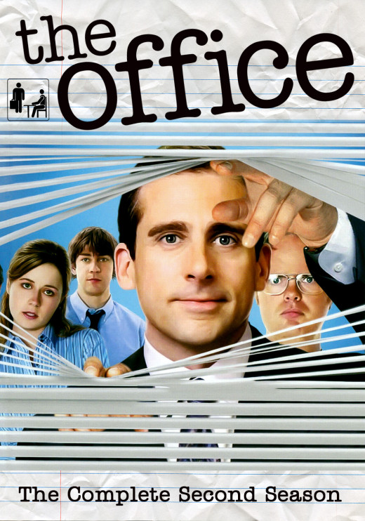 cover for the office dvd