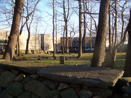 Cemetery at Purchase College