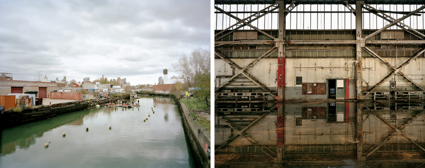 Brooke Singer, Sites Unseen: Gowanus Canal and Hunters Point