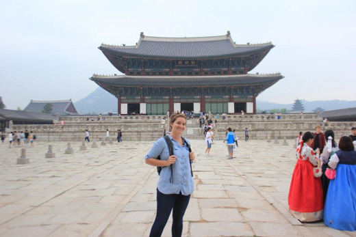 Former Panther Jasmine Rippey has become a world traveler since leaving campus. She is about to begin teaching in South Ko...