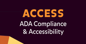 Access: ADA Compliance & Accessibility