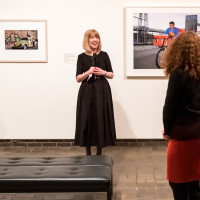 Neuberger Museum of Art Chief Curator introduces recent acquisitions to the museum's permanent ...