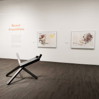 Gallery image of the Neuberger Museum of Art's Recent Acquisitions exhibition (Spring 2020)
