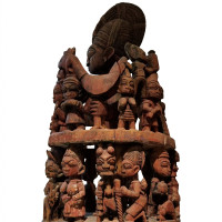 Object from the African Art Permanent Collection