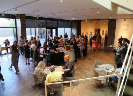 Opening Reception (Fall 2017)