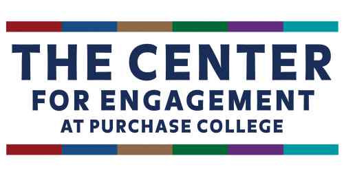 Logo for the Purchase College Center for Engagement