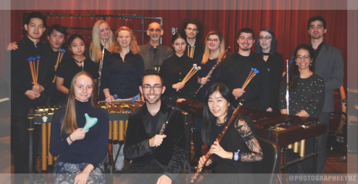 Purchase College Flute and Percussion Studios