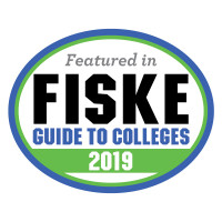 Fiske Guide to Colleges 2019 Badge