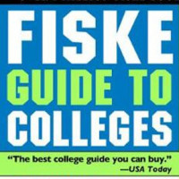Fiske Guide to Colleges book cover