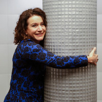Actress and comedienne Susie Essman '77