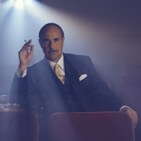 FEUD: BETTE & JOAN Stanley Tucci '82 as Jack Warner