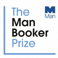 Bubble P logo with Man Booker Prize logo