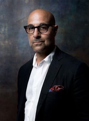Actor Stanley Tucci '82