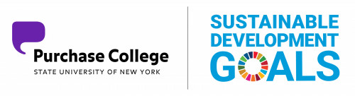 Purchase College and UN Sustainable Development Goals Logos