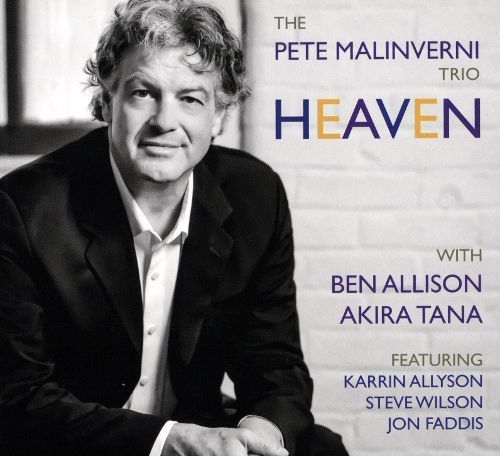 Pete Malinverni's Heaven album cover