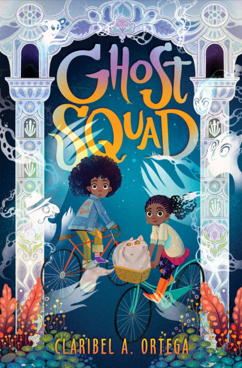 Cover of Ghost Squad by Claribel Ortega '10