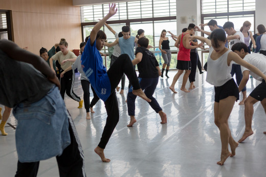 The Purchase Dance Company recently visited Taipei and Kaohsiung City for performances, workshops, and cross-cultural lear...