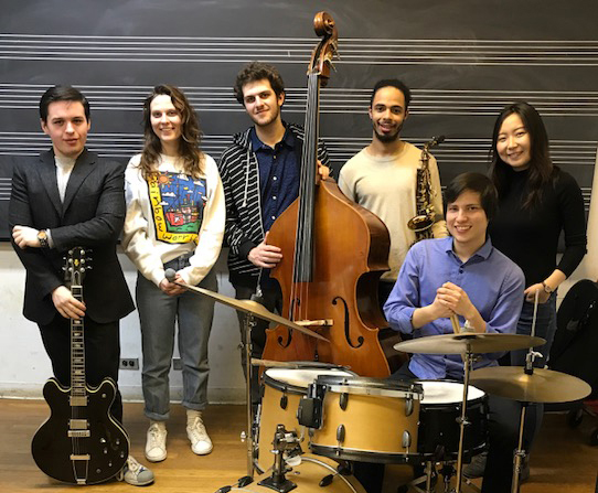 New Standards Combo in the Jazz Studies program