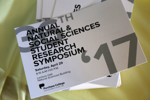 Natural & Social Sciences Symposium 2017
