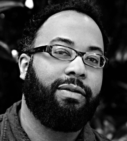 Author Kevin Young
