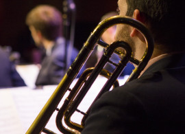 Purchase Jazz Orchestra performs at Dizzy's Club Coca-Cola, Jazz at Lincoln Center