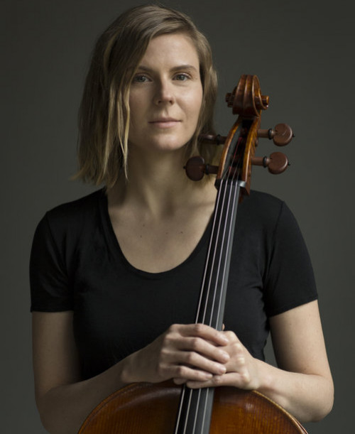 Lecturer in Music Amanda Gookin MM '16,